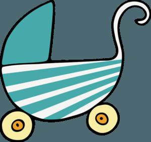 barnevogn på afbetaling