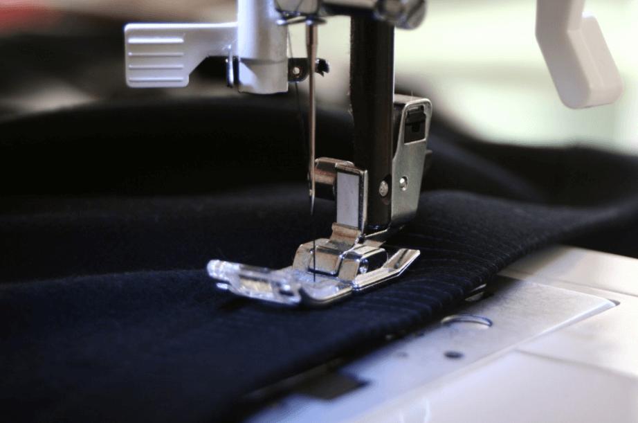 symaskine på afbetaling