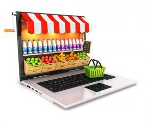 Køb dagligvarer og betal senere