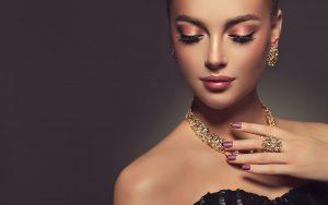 Smykker på afbetaling diamanter sølv og guld