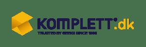 Komplett afbetaling logo