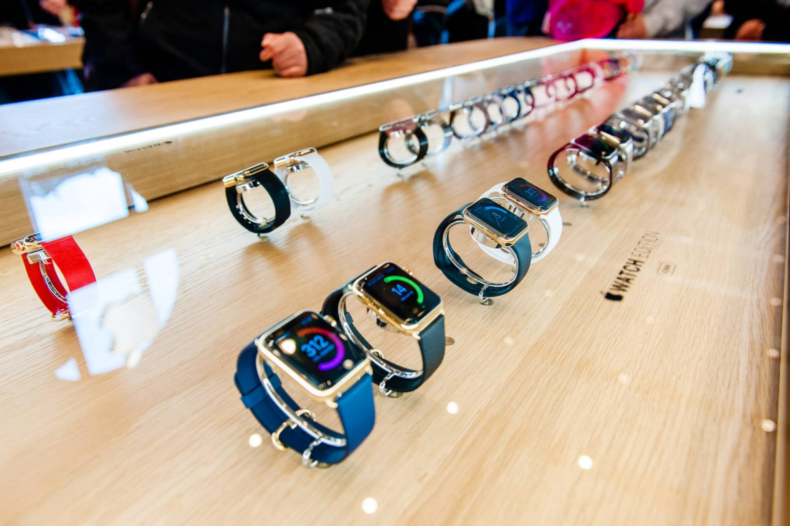 Apple Watch på afbetaling