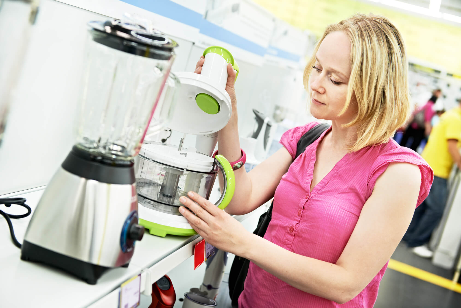 Køkkenmaskiner på afbetaling