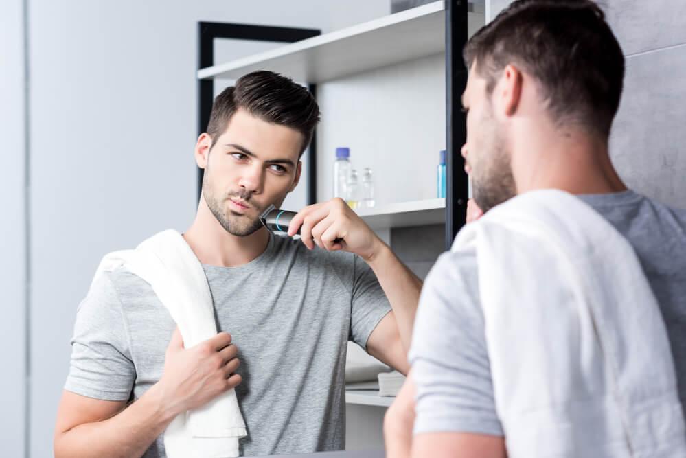 Barbermaskine på afbetaling