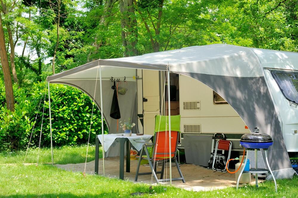 campingvogn på afbetaling