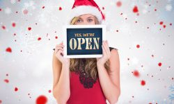 Åbningstider i julen og nytår 2020