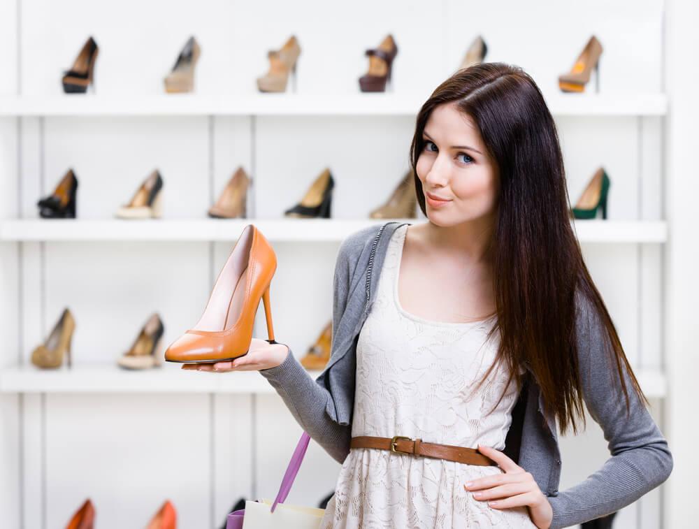 sko på afbetaling