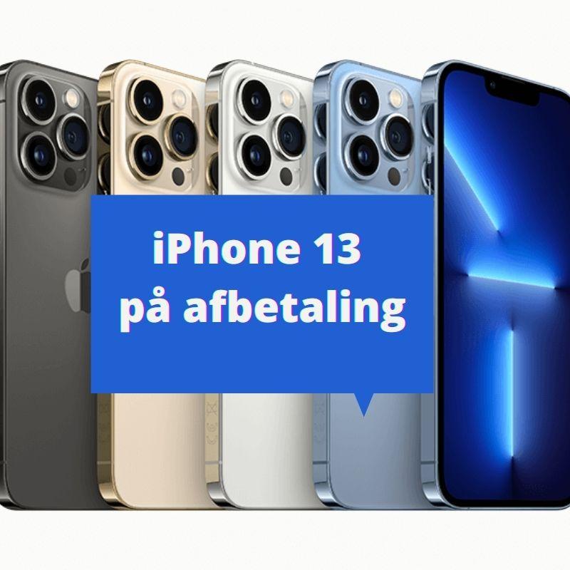iPhone 13 på afbetaling (800 x 800 px)