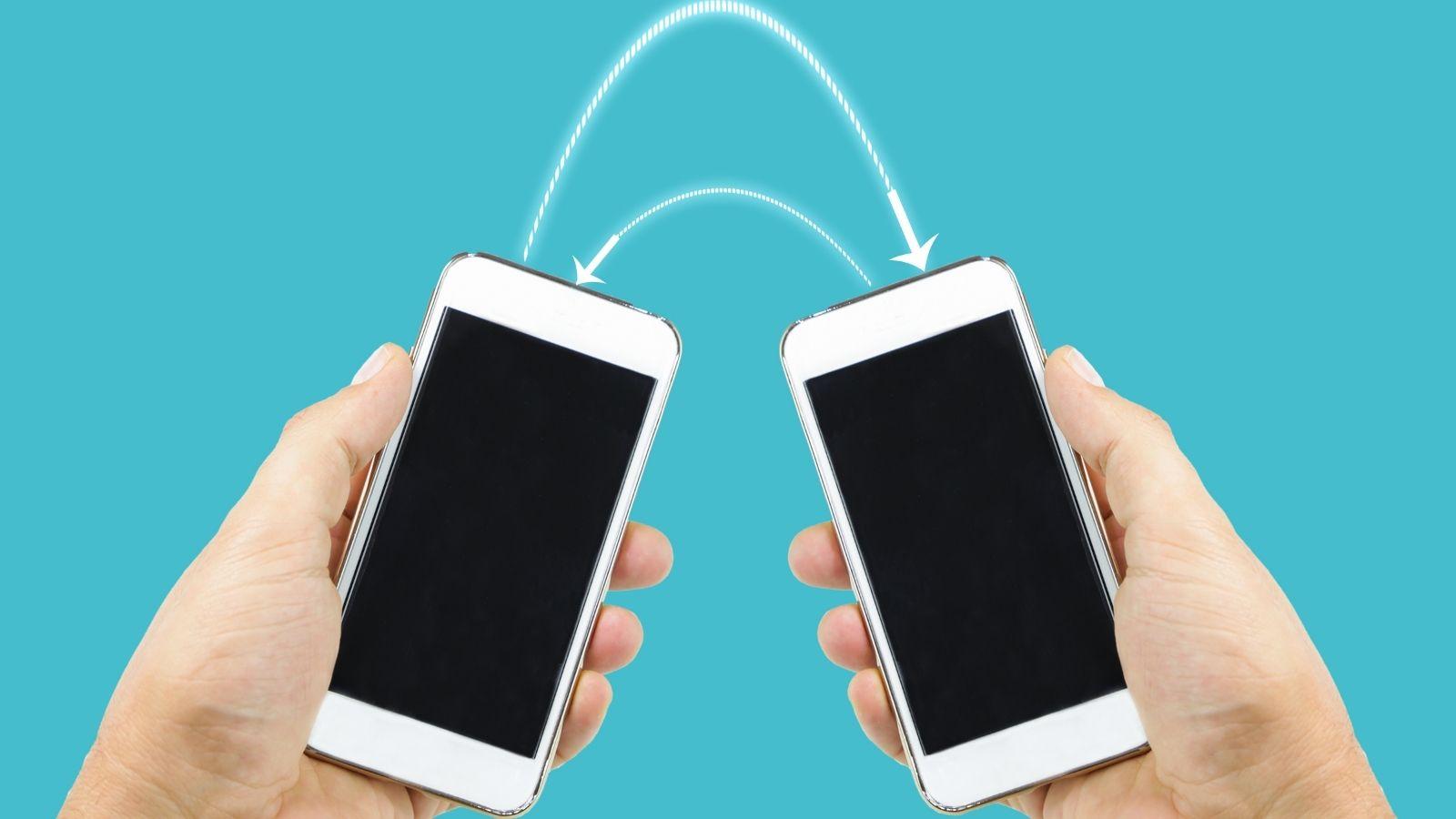 Guide - Overfør kontakter fra iPhone til iPhone